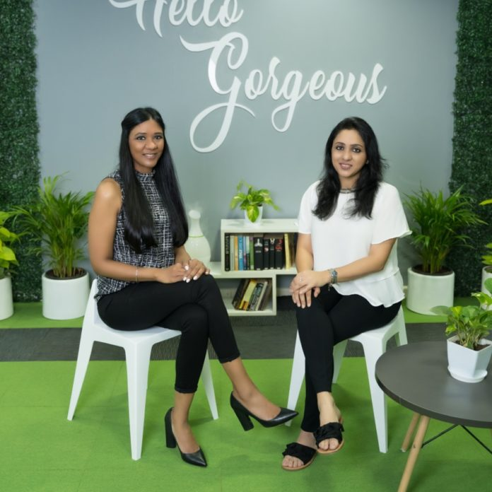 Neha AgarwalandMegha Agarwal, have held the torch in their hands as they enter the world of startups and entrepreneurship with their own startup,uoQpi.