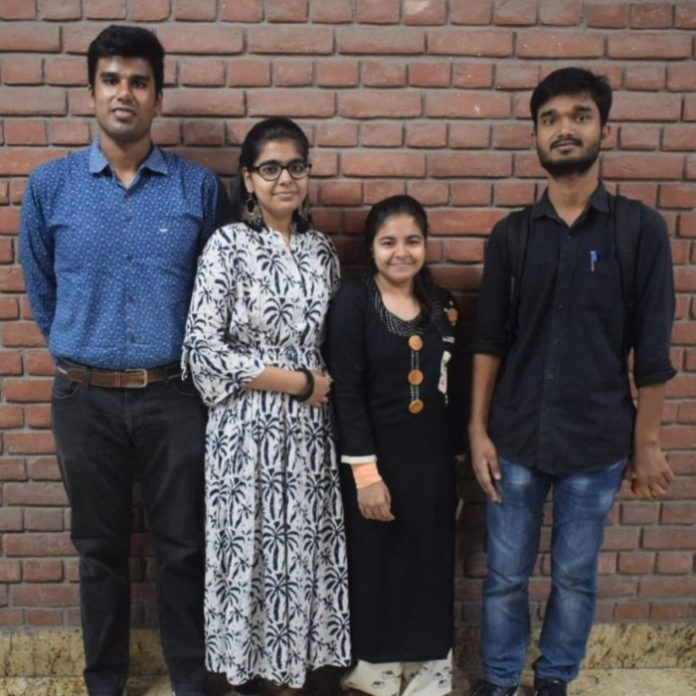 Lex Jura Law Journal is focused on legal publishing, but Anjali and team have an aim to build a platform to form a comprehensive platform for law students.