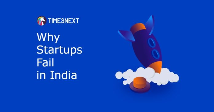 Why startups fail in India: Despite being one of the top startup ecosystems in the world, India is also home to 90% of startups that fail within 5 years.